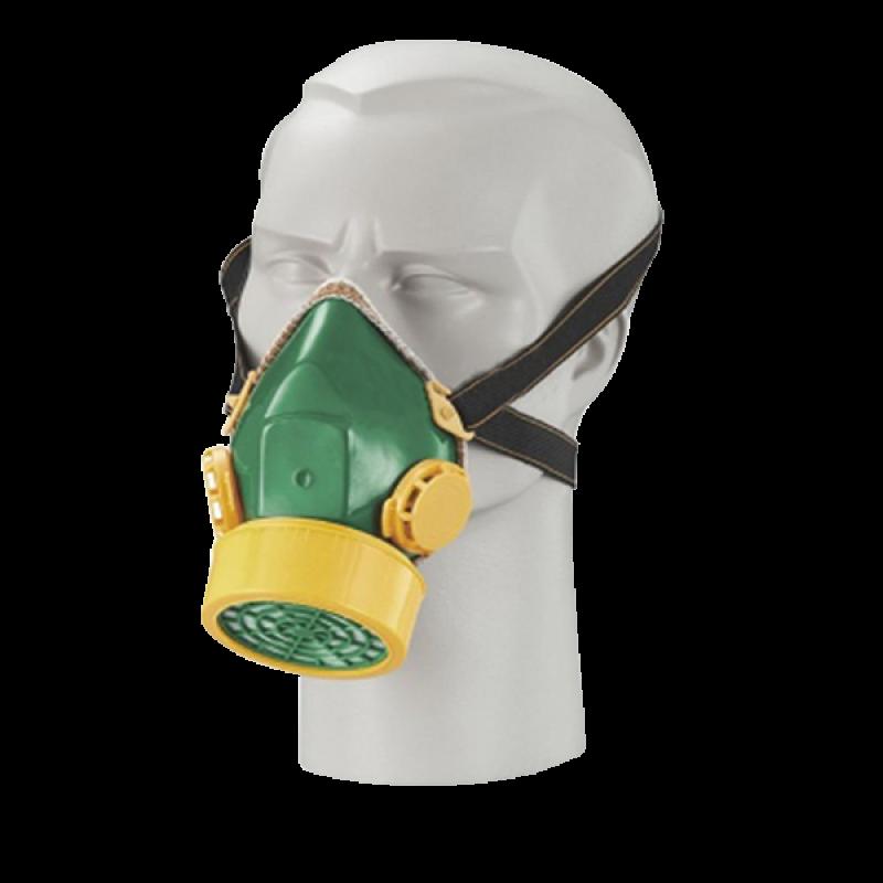 Economic Half Mask Respirator with Cartridge