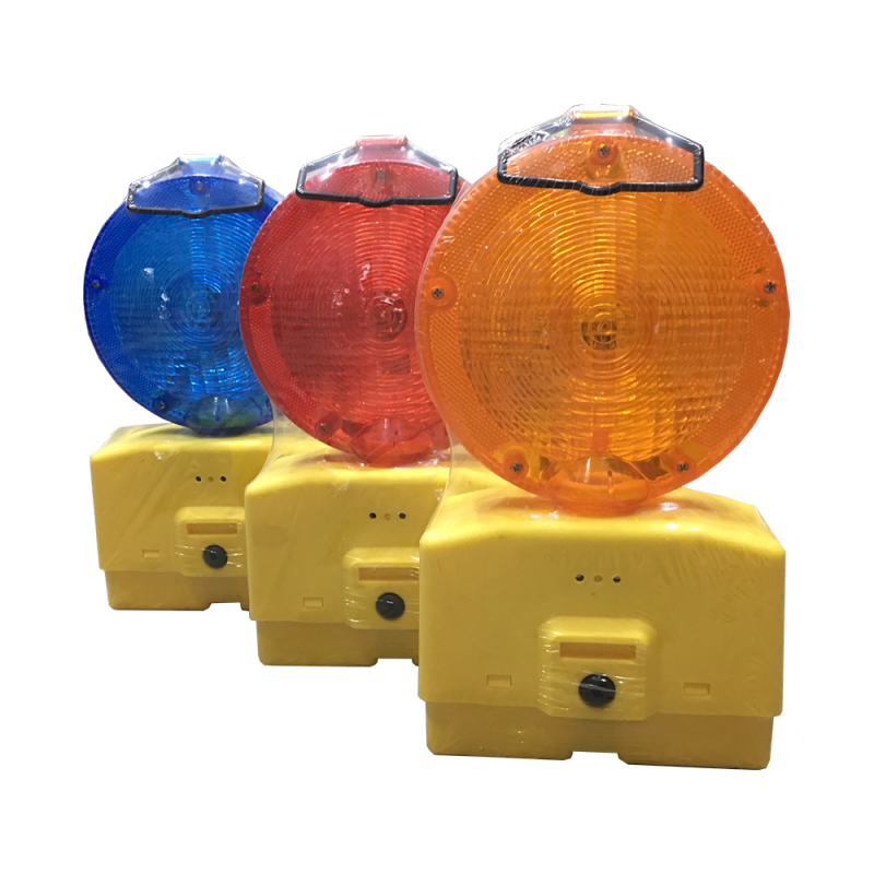 Battery Hazard Warning Light (Red)