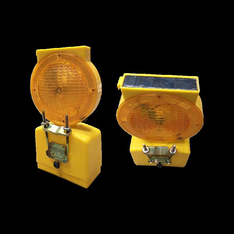 Solar Hazard Warning Light