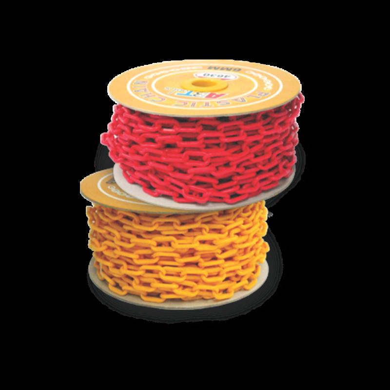 Plastic Chain (Red)