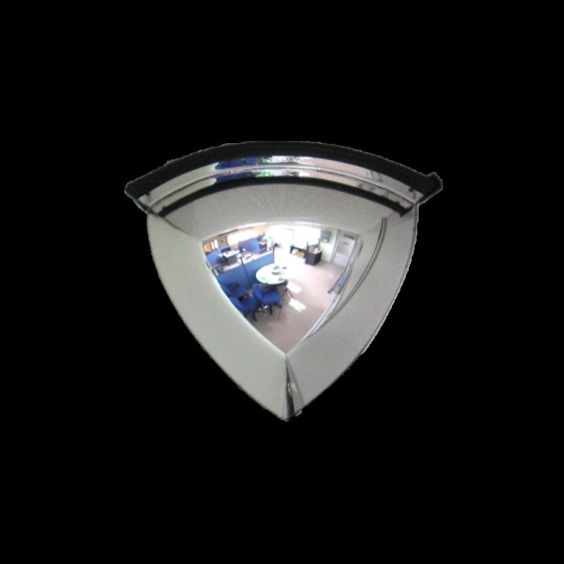Dome Mirror (Quarter 90°) 300mm