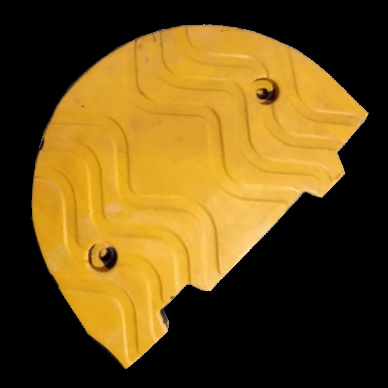 Premium Rubber End Cap 380(with Interlocking)