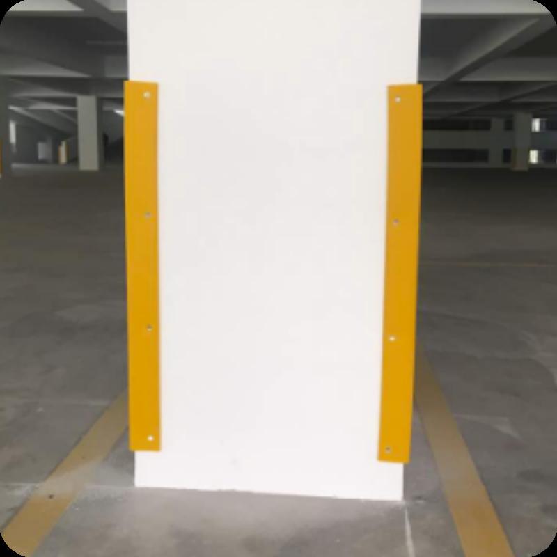 Yellow Corner Protector