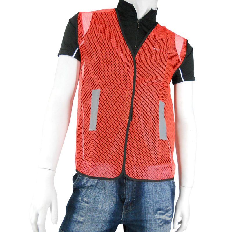 Safety Vest (Mesh Type) Orange