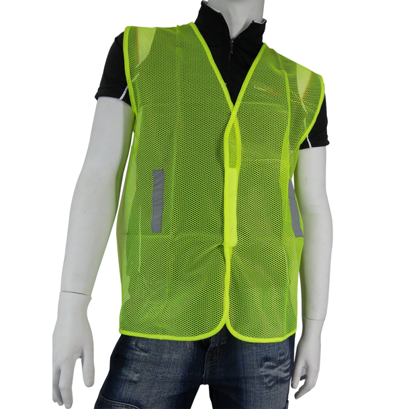Safety Vest (Mesh Type) Green