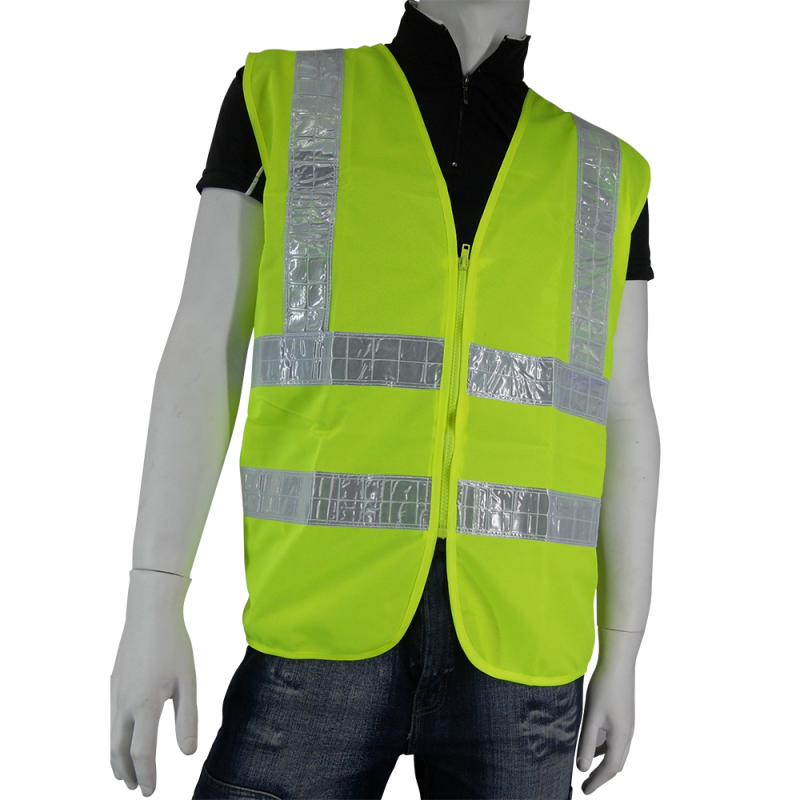 Safety Vest (HI-VIS) Green