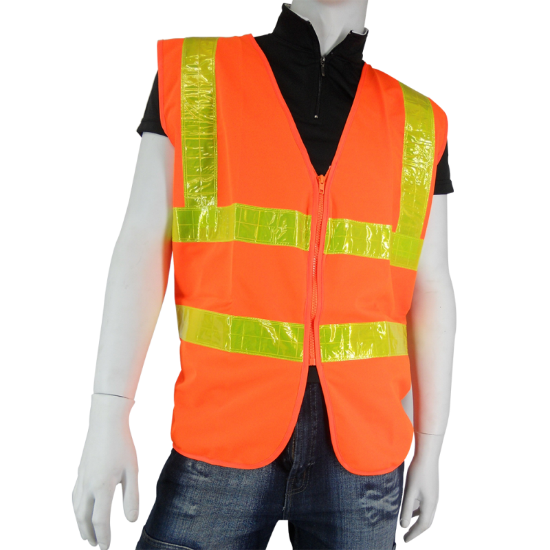 Safety Vest (HI-VIS) Orange