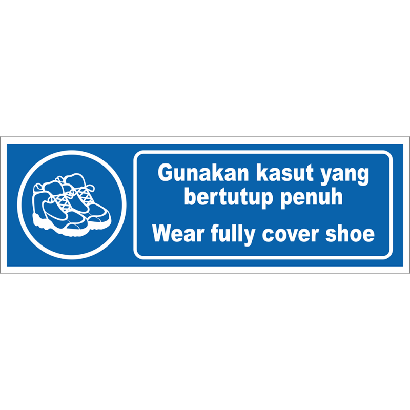 Wear fully cover shoe