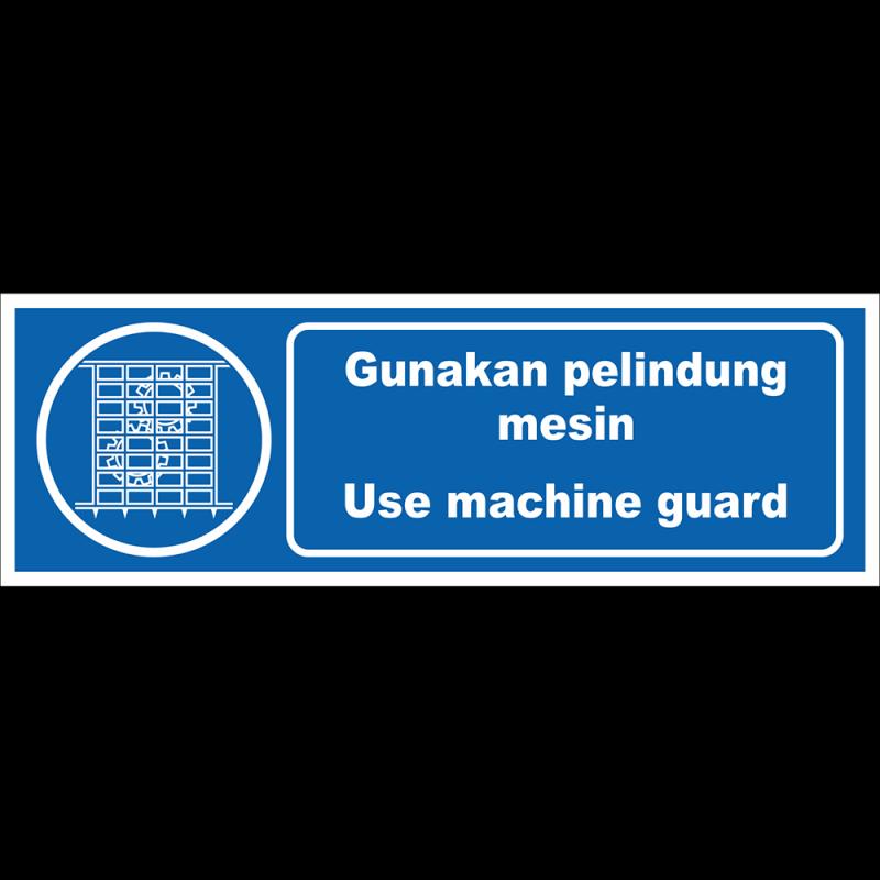 Use machine guard