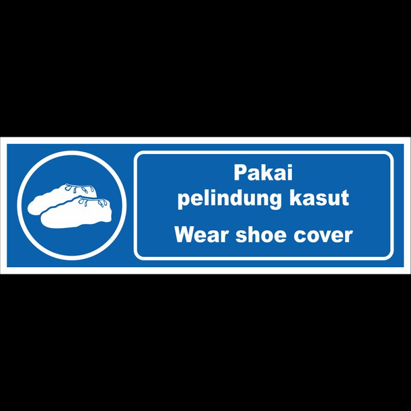 Wear shoe cover