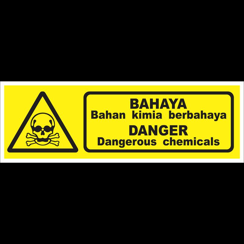 DANGER Dangerous chemicals