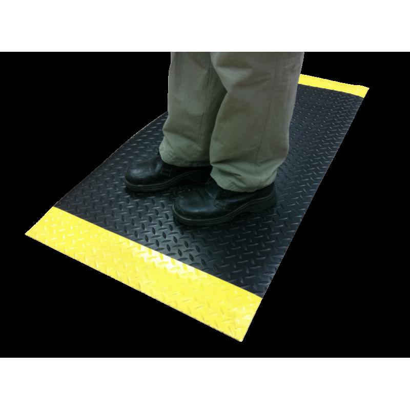 Diamond Plate Anti-fatique Mat (1200mm x 18m)