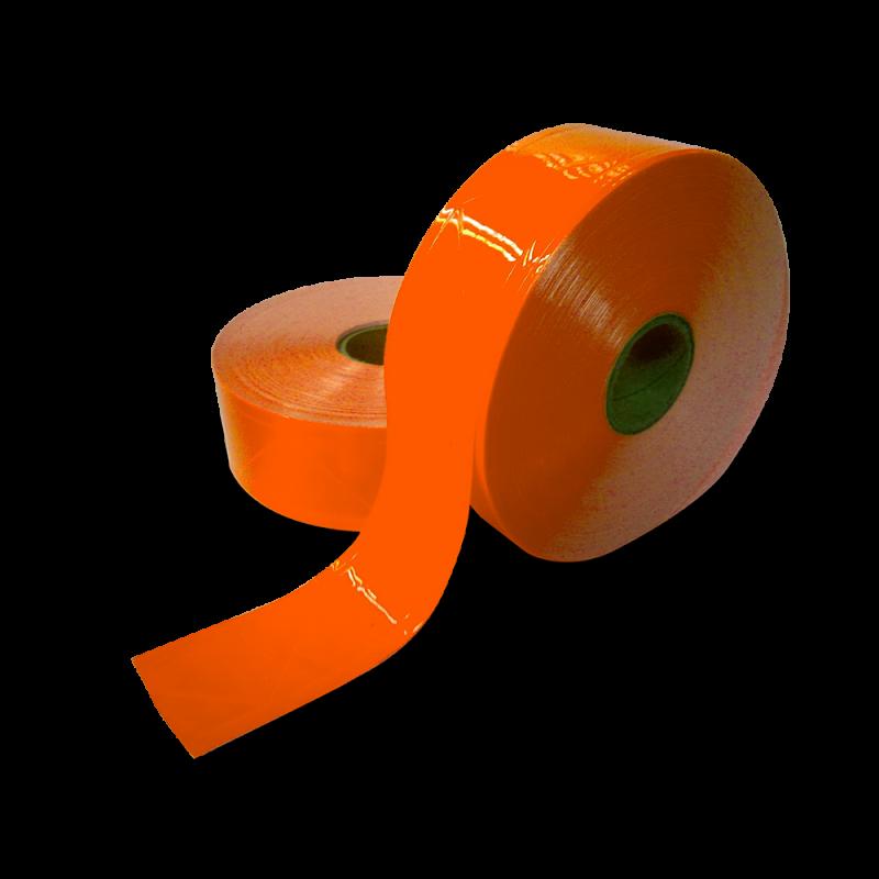 """Orange (2"""" x 60 ft)"""