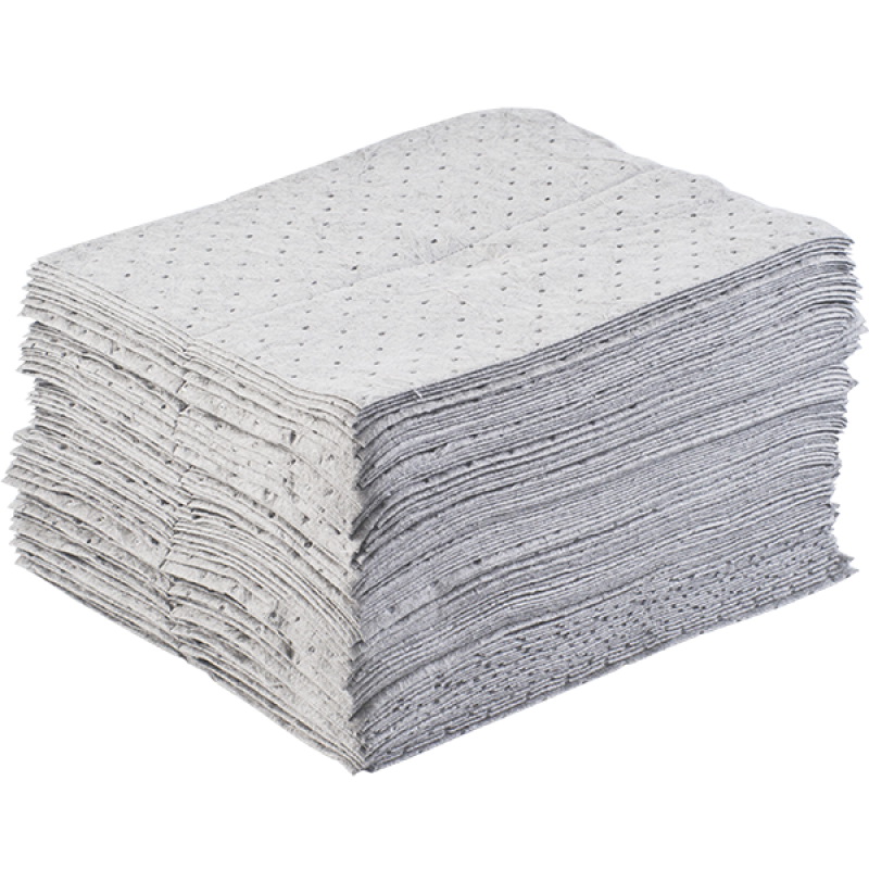 Sorbent Pad (Oil, 100pcs/carton)