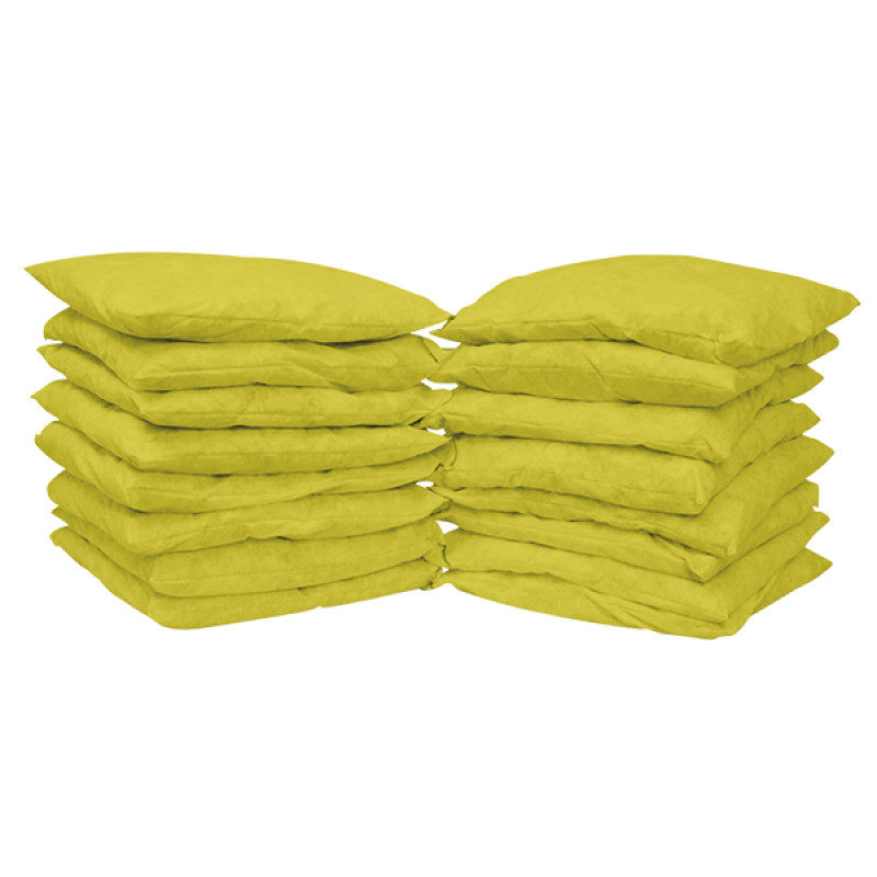 Sorbent Pillow (Chemical, 16pcs/carton)