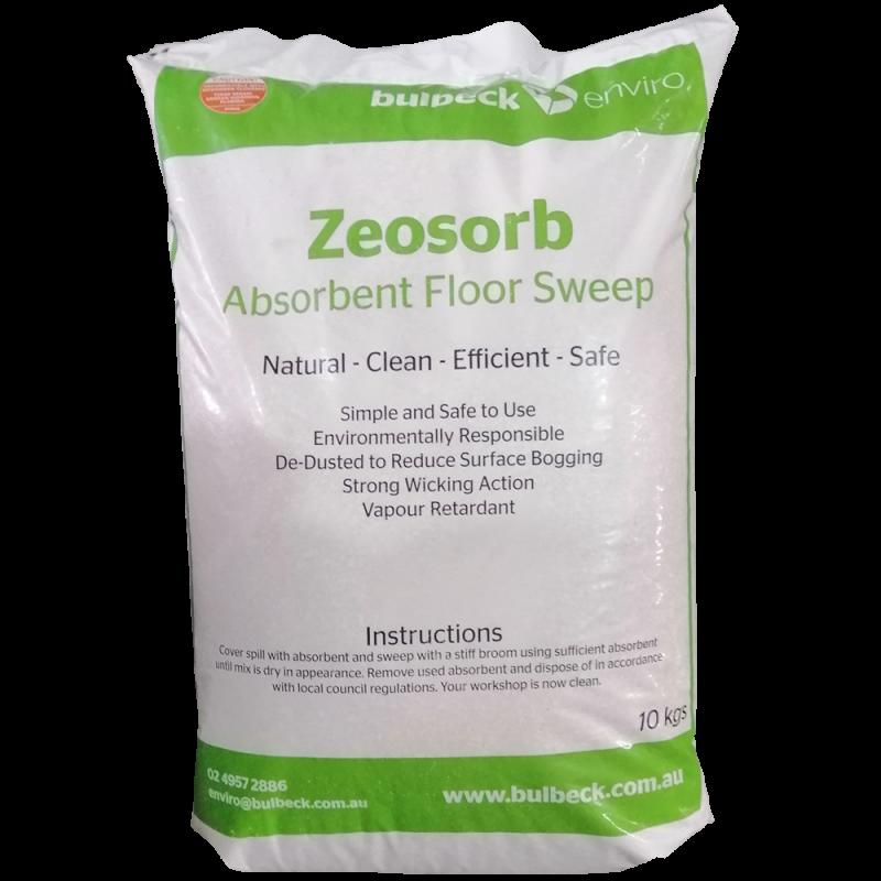 ZEOSORB ABSORBENT GRANULES (10kg)