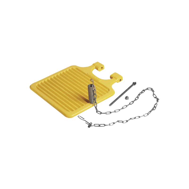 Foot Pedal with Stainless Steel Chain
